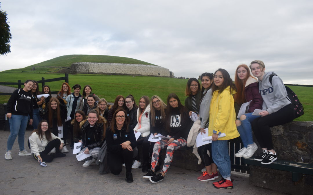 Senior Art Trip to Newgrange