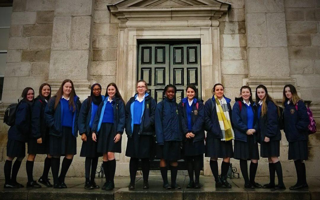 Warrenmount in Scholars' Ireland Programme!